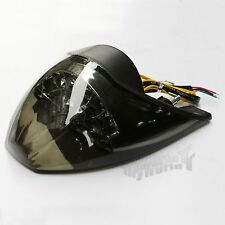 LED Tail Light Brake Turn Signals For KTM SUPER DUKE 990 2006-2011 Smoke 07 10