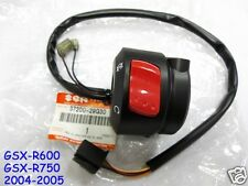 Suzuki GSX-R600 GSX-R750 Switch Assy RH 2004-05 NOS GSXR750 GSXR600 37200-29G30