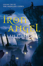 Iron Angel by Alan Campbell (Paperback, 2009)
