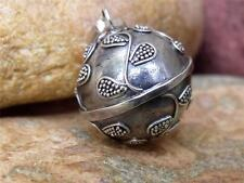 BALINESE Argento Sterling 925 armonia Ball / JINGLE BALL handcrafted gioielli