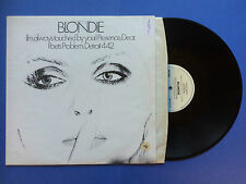 Blondie - (I'm Always Touched By Your) Presence Dear, Chrysalis CHS-2217 Ex