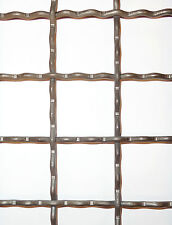 Wellengitter,Gitter,Zaun,W 50 mm, D 5 mm, Stahl,500 x 500 mm, 16,10 Euro/Stk.