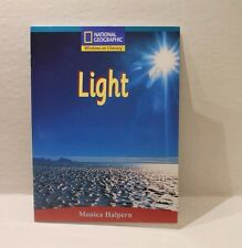 Light by National Geographic Learning Level 22, Paperback Science Book 2007