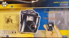Elro CS61M Wired Mini CCTV Camera with Intercom Ideal Door Viewing System