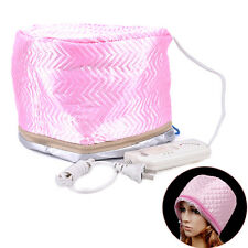 1Pc Hair Care SPA Cap Beauty Steamer Hair Thermal Treatment Nourishing Hat zh1