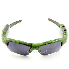 720x480 HD Mini DV Camcorder DVR Camera Eyewear Sunglass Sport Camo Kamera