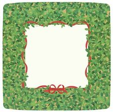 Christmas Plates Christmas Paper Plates Christmas Party Supplies Dinner Plates