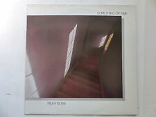 NIGHTNOISE Something of time LP 371057 1