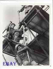 Clint Walker Trini Lopez VINTAGE Photo The Dirty Dozen