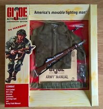 **UNOPENED**  40th GI Joe Boxed Combat Carded Kit Action Man