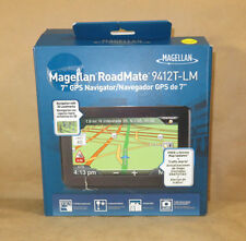 "Magellan Roadmate 9412T-LM 7"" GPS Lifetime Map & Traffic ""OPEN BOX"""