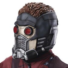Guardians of the Galaxy Star Lord Costume Mask Adult