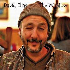 David Elias-The Window (Special Edition) CD NEW