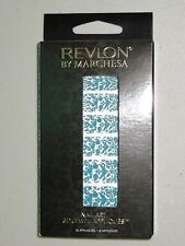 REVLON by MARCHESA 3D JEWELED NAIL APPLIQUES SILK ROSETTE