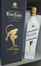 SCOTCH WHISKY JOHNNIE WALKER BLUE LABEL Year of the Monkey Limited EDITION 70CL