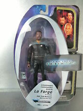 STAR TREK Nemesis Geordi La Forge No. 1486 von 1701 Art Asylum Limited RARITÄT