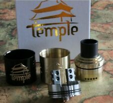 Temple RDA by Vaperz Cloud Authentic Lightning Fast Shipping !!