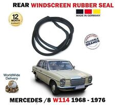 FOR MERCEDES W114 / 8 230.6 250 280E 1968-  REAR WINDSCREEN WINDOW RUBBER SEAL