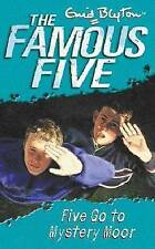Good, Five Go To Mystery Moor: Book 13 (Famous Five), Blyton, Enid, Book