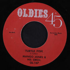 MANGO JONES / MELLO MOODS: Turtle Fish / How Could You 45 Reggae