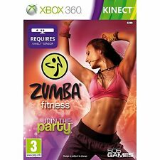 ZUMBA Fitness - XBOX 360 kinect - BRAND NEW AND SEALED