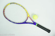 Dunlop iDapt Force 98 with Med Shock Sleeve 4 3/8 Tennis Racquet (#2669)