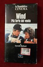 FILM VHS * WIND PIU' FORTE DEL VENTO