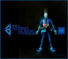 3A THREEA STRING DIVERS REX SD07  SER 02 SDR2 MICROMAN ASHLEY WOOD NEW