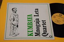 KUMBAJA MNOGAJA LETA QUARTET LP ITALY JAZZ ORIG 1973 EX DE PISCOPO AZZOLINI...