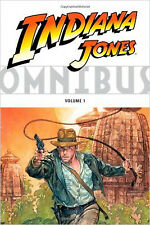 Indiana Jones Omnibus: v. 1, New, Marrs, Lee, Barry, Dan, Messner-Loebs, William