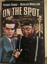 On the Spot (DVD, 2009)  **MINT CONDITION**  WITH INSERT INCLUDED !!