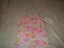 NWT CARTER'S KEEP COOL SUNSUIT INFANT GIRLS 3 MO'S
