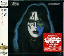 KISS ACE FREHLEY 2016 JAPAN SHM RMST CD -  BRANDNEW/SEALED - FREE COMBINED S&H!