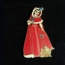 Belle in Red Cape Disney Auctions PIn LE 500 OC Beauty and the Beast RARE