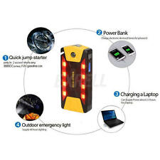 82800mAh 4USB Car Jump Starter Emergency Charger Booster Power Bank Battery