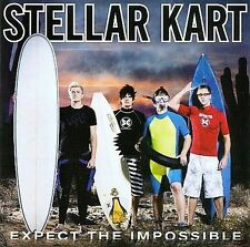 "CD Stellar Kart ""Expect the Impossible"" Christian rock on Word 2008"