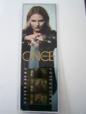 Once Upon a Time ABC TV SHERIFF EMMA Bookmark/promo Collectible  Photo Cell  NEW