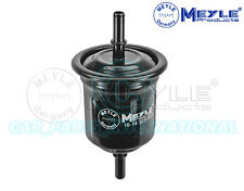 Meyle Fuel Filter, In-Line Filter 16-14 323 0005