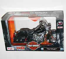 Maisto - HARLEY DAVIDSON FLHRC ROAD KING CLASSIC (2013) Model Scale 1:12