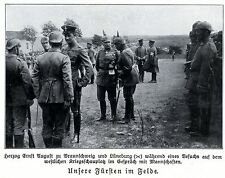 1915 * Herzog Ernst agosto a Braunschweig e Lüneburg * ww1