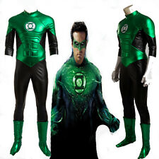 Original Exclusive Green Lantern Hal Jordan Cosplay Costume Customized Suit