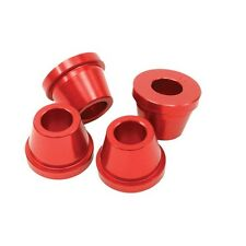 Zeta Red Rubber Killer Bar Cones for Honda CR CRF CRF-X All ZE37-0311