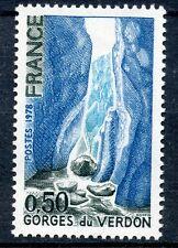 TIMBRE FRANCE N° 1996 ** LES GORGES DU VERDON