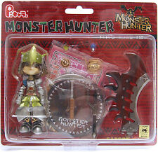 Pinky:st Street P:chara PC2019 Monster Hunter Reia Vinyl Toy Figure Bratz Japan