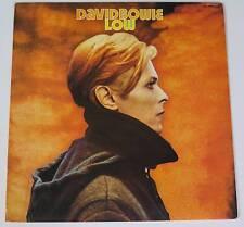 """DAVID BOWIE Signed Autograph """"Low"""" Album Record Vinyl LP"""