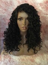 "100% Human Hair Blend Soft Lace Deep Part 22"" Lace Front W/Baby Hair"