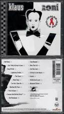 "KLAUS NOMI ""Best Of - Essential - Cold Song"" (CD) 1994 NEUF"