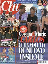 Chi 2016 35#Fabrizio Corona-N.Moric,Michelle Hunziker,Sophie Marceau,Amanda Lear