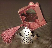 Baby Design Metall Lesezeichen, Bookmark, Geschenkidee, Mitbringsel