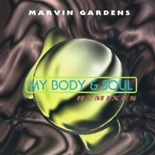 Marvin Gardens My body and soul-Remixes (1997) [CD]